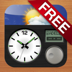 Lifelike Alarm Clock and Weather HD Free