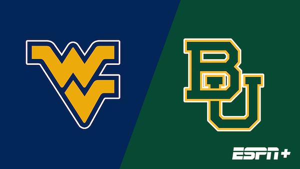 NCAAM: #14 West Virginia vs. #1 Baylor